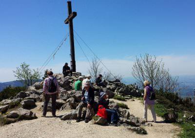 Kampfenwand Gipfeltour